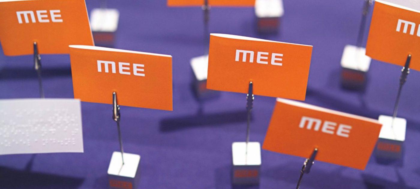 MEE-visitekaartjes